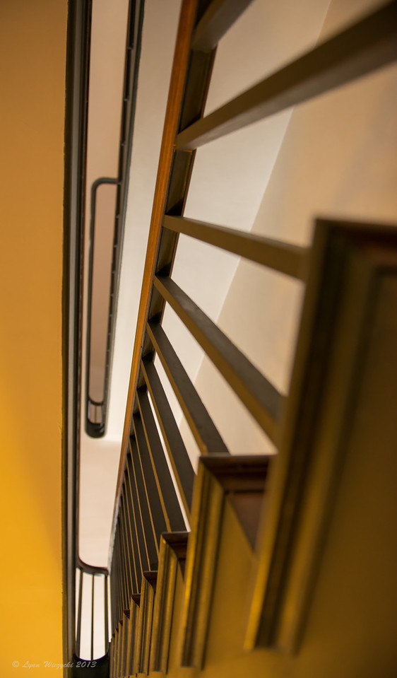 Staircase - looking up