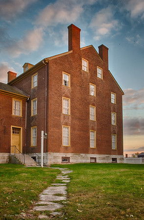 East Family Dwelling, Shaker Village of Pleasant Hill, KY