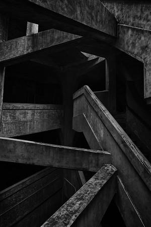 Escher's Concrete Jungle