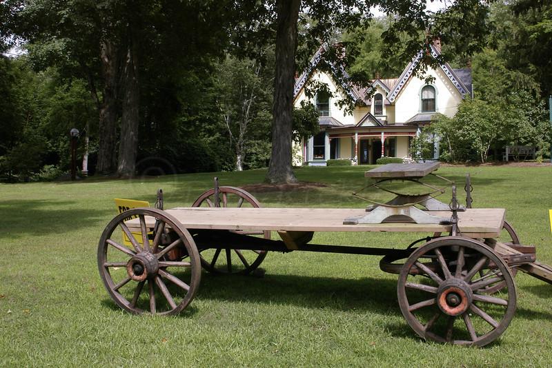 Old Buckboard