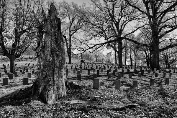 This cemetery is on the grounds of the old state mental hospital in Staunton, VA.