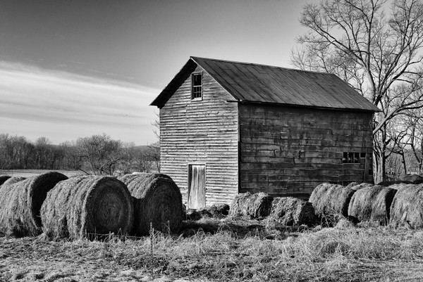 Old Barn, just down the road from Shenandoah Caverns.