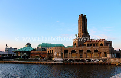 Asbury Park Carousel Building and Power Plant , NJ 19 May 2014