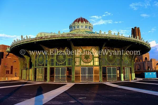 Asbury Park Carousel Building , NJ 19 May 2014