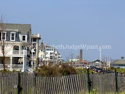 View from Bradley Beach of Ocean Grove and Asbury Park, NJ 7/13/2014