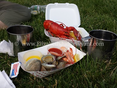 Bradley Beach Lobsterfest , NJ 7/13/2014