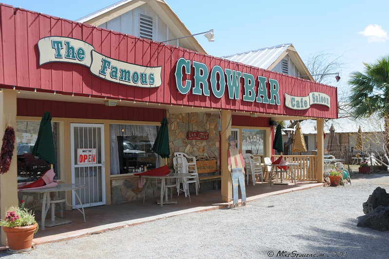 The Famous Crow Bar