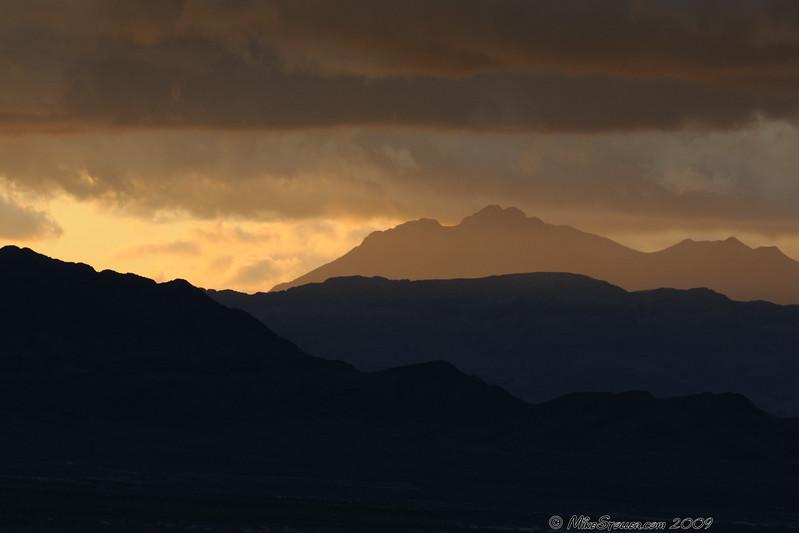 Resting Mountain Range