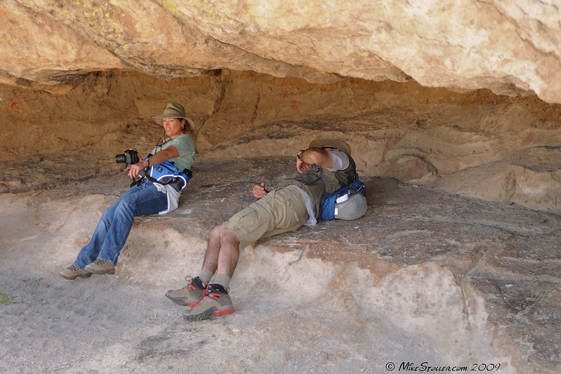 Lost Canyon Indian Cave