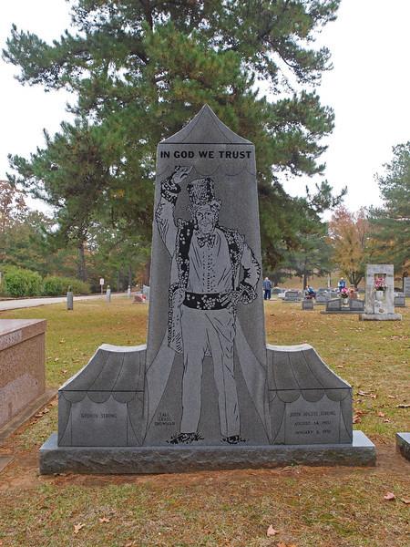 Showman's Rest in Hugo, Oklahoma - 20 Nov 2010