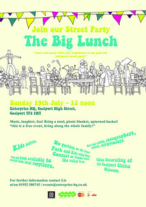 Big lunch poster2