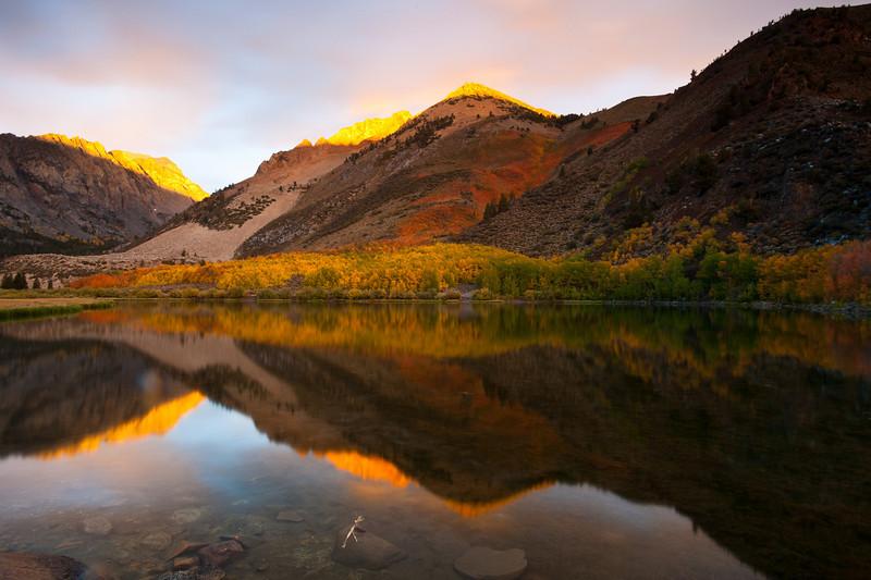 Golden Highlights<br /> North Lake