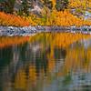 Sabrina Color<br /> Lake Sabrina, Eastern Sierras, California<br /> 2009