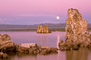 Moon over Mono<br /> <br /> Moonrise over Mono Lake