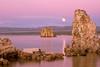 Moon over Mono<br /> <br /> Moonrise over Mono Lake