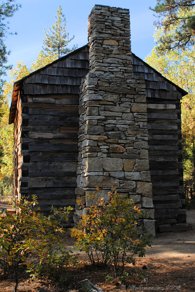 Ross Cabin, built in 1860's