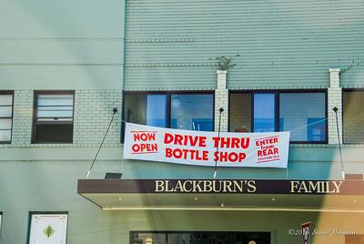 Drive Thru Bottle Shop