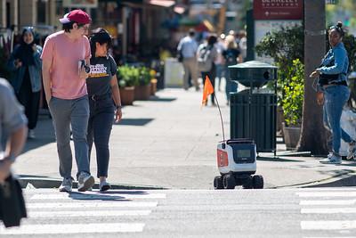 Kiwi Delivery Robot