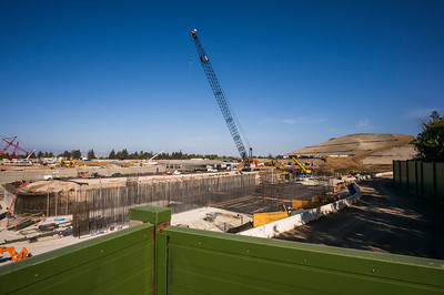 A Look over the Fence at Apple Campus 2