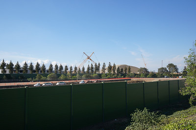 Apple's Campus II Under Construction