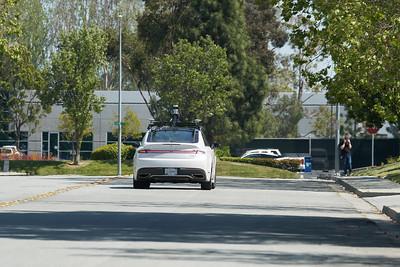 Pony.ai Autonomous Car Company