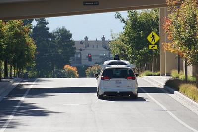 Google's Self Driving Minivan