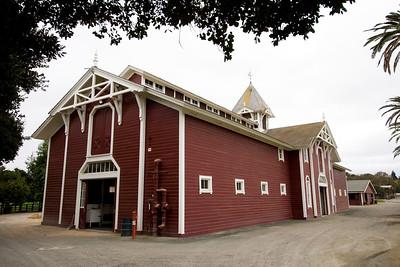 Red Barn, Stanford (Palo Alto) California