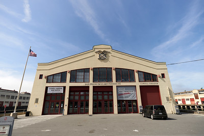 Cowell Theater, Fort Mason, San Francisco