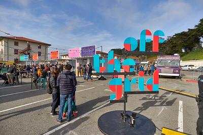 Off the Grid, Fort Mason, San Francisco