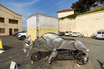 Art Market, Fort Mason, San Francisco