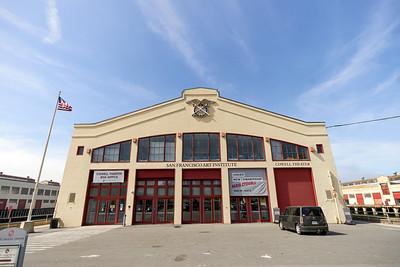 Cowell Theater, Fort Mason, San Francisco
