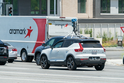 Unmarked Mapping Vehicle, Silicon Valley