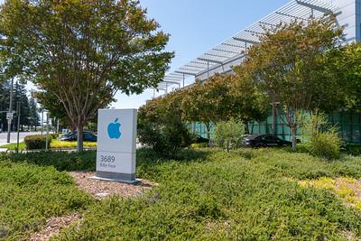 Apple Office Building, Santa Clara