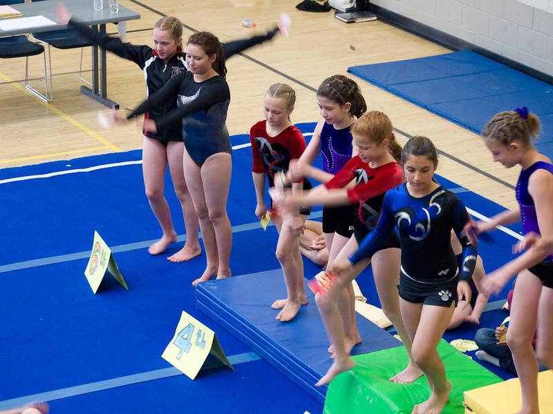 Silverthorne Gymnastics Comp 2011