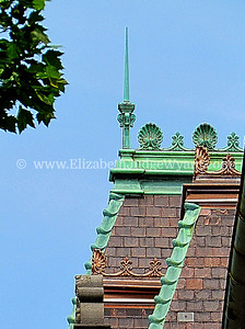 Simon Mansion Roof