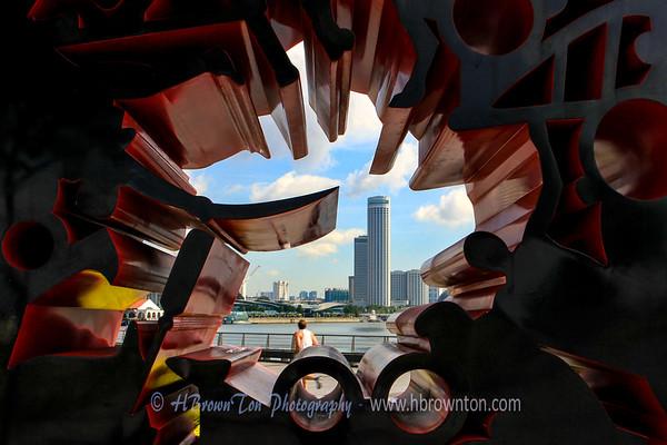 Portal to Singapore