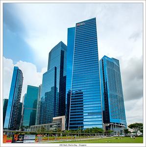 DBS Bank, Marina Bay - Singapore
