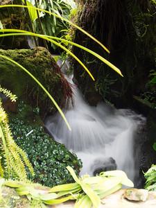 Waterfall at 1/4 sec exposure, handheld.