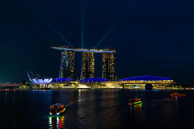 The Flash of Singapore