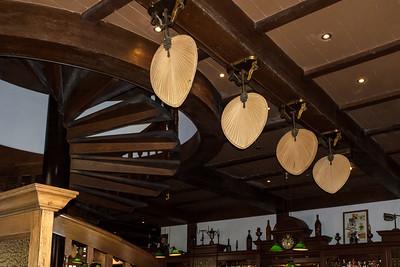 The Long Bar, Raffles Hotel.