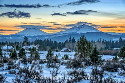 Snowy Paradise (Horizontal)