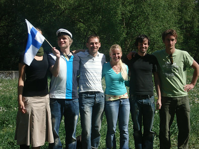 Finnish team