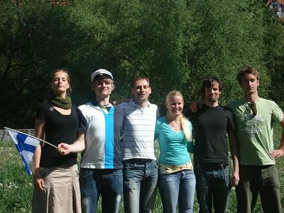 The finnish team