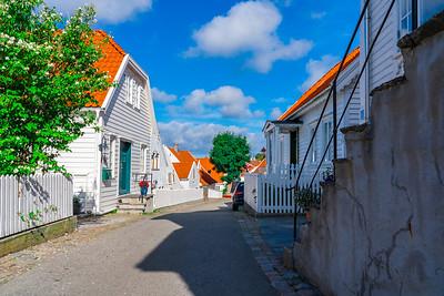 Streets of Skudeneshavn