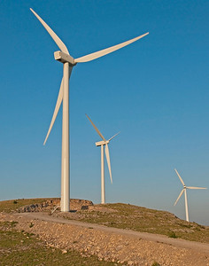 Slick Hills Wind Farm, Oklahoma