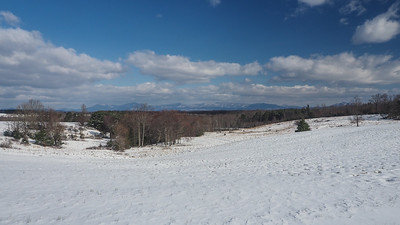 Blue Ridge from Piedmont in Bedford County