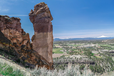Monkey Face, Smith Rock State Park, Central Oregon