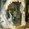 gaint shark mouth.
