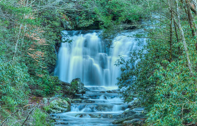 Meigs Falls, Great Smoky Mountain National Park