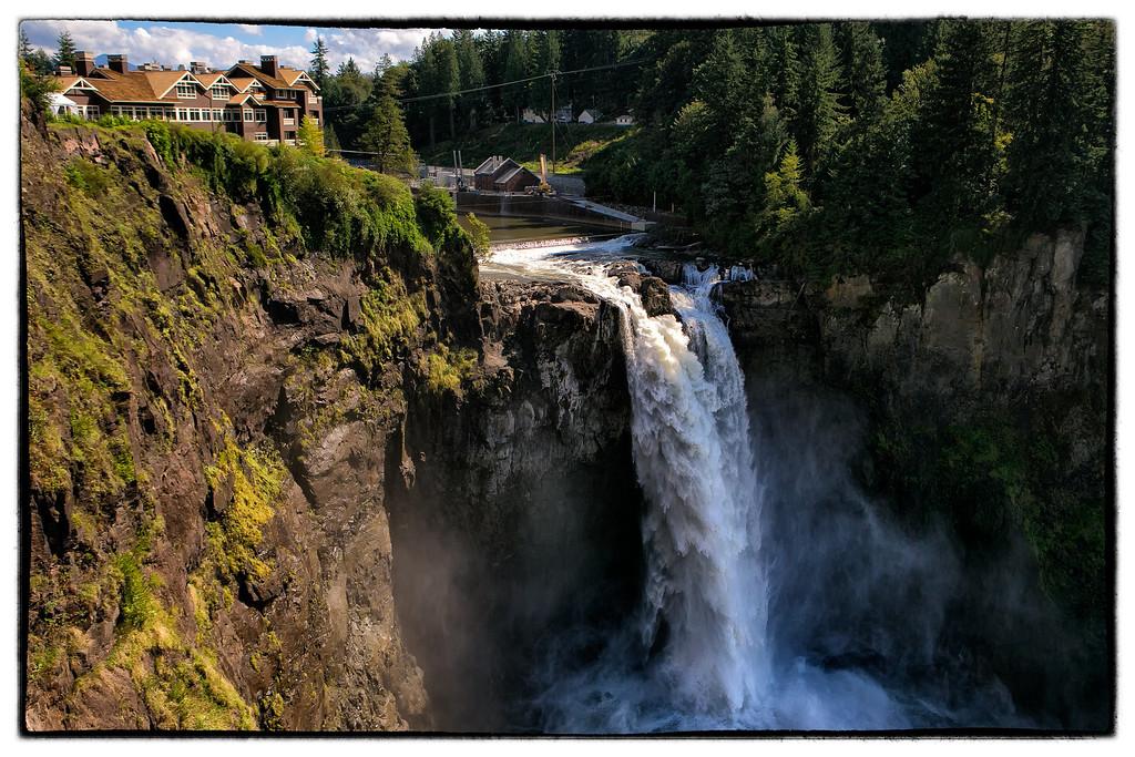 Snoqualmie Falls 2013